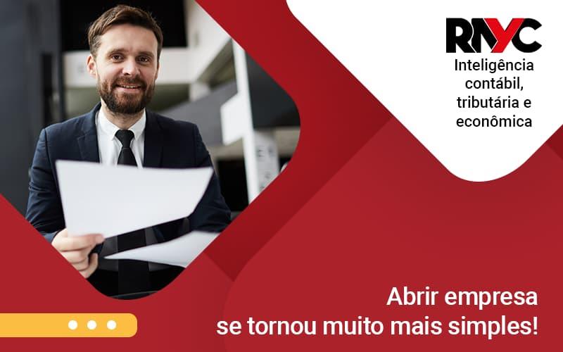 Abrir Empresa Mais Simples - Contabilidade Em Goiânia - GO | Rayc Contabilidade