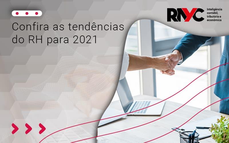 Confira As Tendências Do Rh - Contabilidade Em Goiânia - GO | Rayc Contabilidade