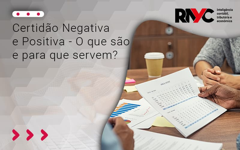 Certidao Negativa - Contabilidade Em Goiânia - GO | Rayc Contabilidade