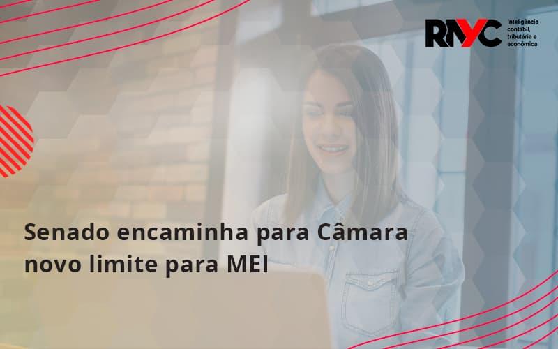 Senado Encaminha Para Câmara Novo Limite Para Mei Rayc - Contabilidade Em Goiânia - GO | Rayc Contabilidade