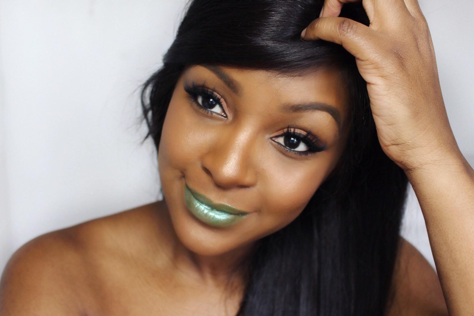 raychel-says-green-lips-metallic-illusion-mac-cosmetics-lipstick