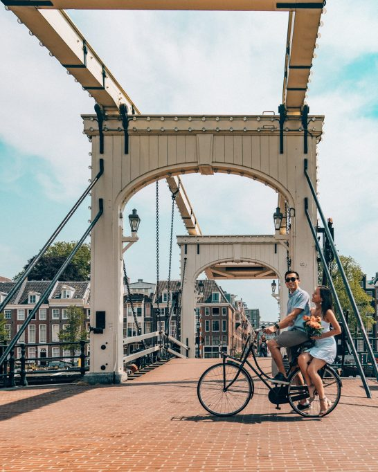 expat couple Amsterdam