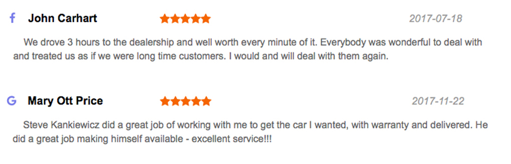 People Rave About Rayco Eurospec Motorcars!