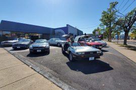 Back to the Future at Rayco Eurospec Motorcars