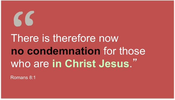 How to Avoid Condemnation And Live Victoriously