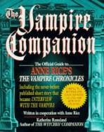 The Vampire Companion by Katherine Ramsland