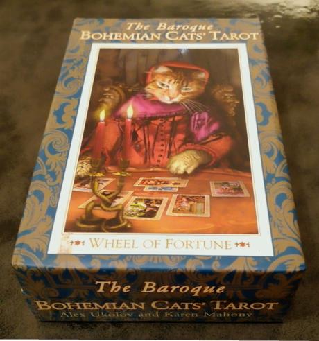 ねこのタロットカード, ネコのタロット, バロック・ボヘミアン・キャッツ・タロット, バロック・ボヘミアン・キャッツ・タロット・3rd.エディション, 猫のタロット, 猫のタロットカード