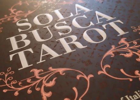 Lo Scarabeo, SOLA BUSCA TAROT, Tarot, ソラ・ブスカ・タロット, タロットカード, タロットカードギャラリー, レビュー