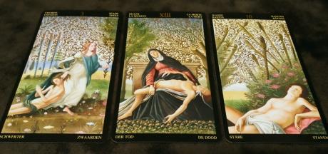 Golden Botticelli Tarot, Lo Scarabeo, Tarot, ゴールデン・ボッティチェリ・タロット, タロットカード, タロットカードギャラリー, レビュー,ボッティチェリのタロット
