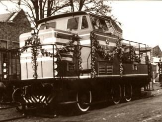 DH 3600 ELMS Diesel Hydraulic Shunting Locomotive