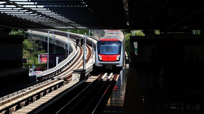 kizilay cayyolu metro line umitkoy cayyolu station tunnel construction