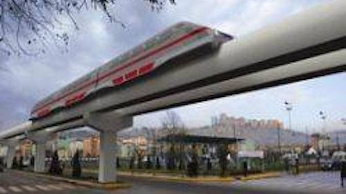 World's Longest Monorail