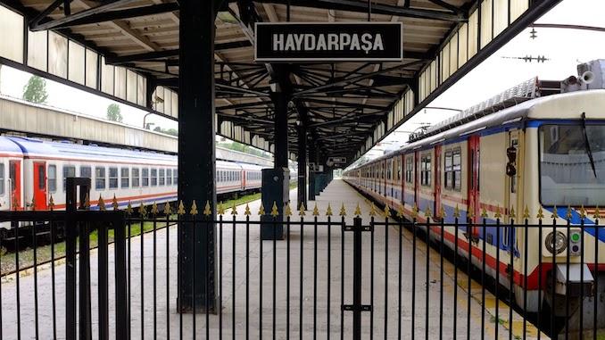 Haydarpaşa Banliyo Station