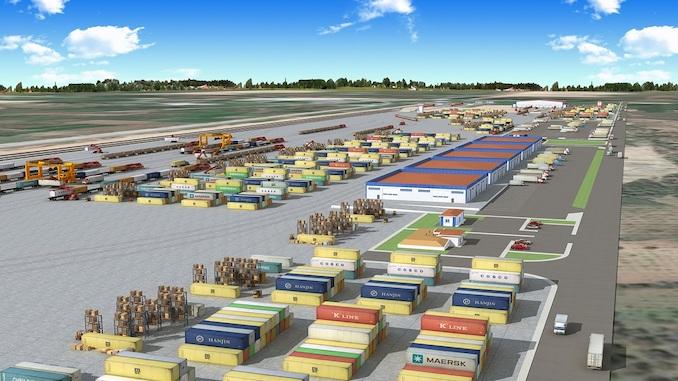 iskenderun logistics bay