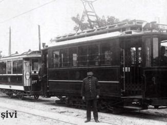 Istanbul Straßenbahn Geschichte