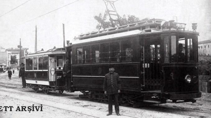 istanbul tram history