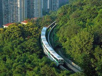 Chongqing Subway 1