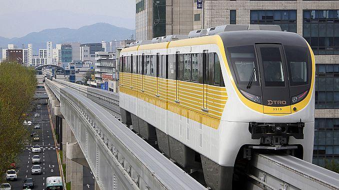 Daegu Metro Line