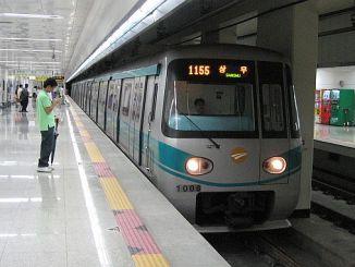 gwangju metro map
