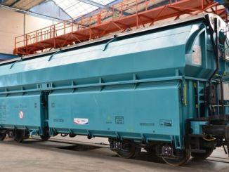 Unternehmen in der Herstellung von inländischen Güterwagen beschäftigt turkiyede