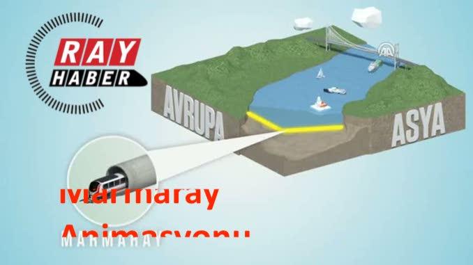 marmaray animation