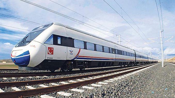 Can the train to Bursa start in 2016