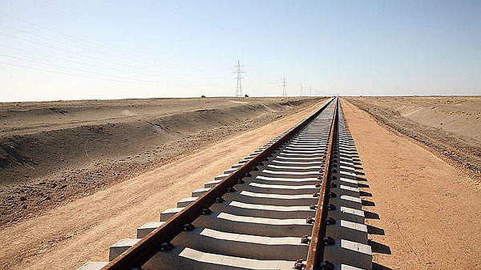 ozbekistan railway construction begins