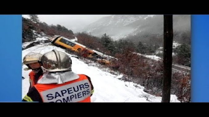 france train accident