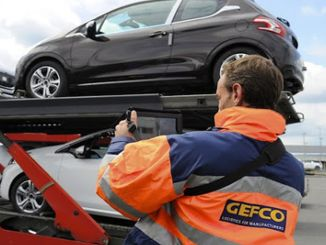Safer transportation with ipad application from gefco