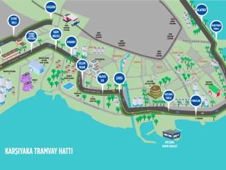 карта на трамвай на карсияка
