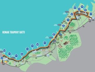 konak tramvay haritasi