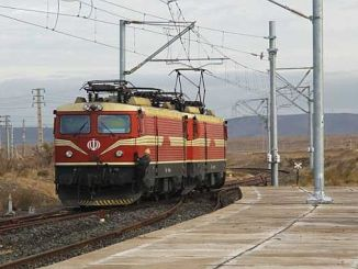 Iran and Afghanistan signed a memorandum of understanding in the railway sector