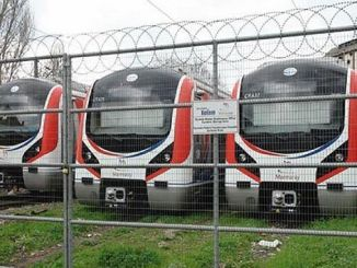 Marmaray wagons left to the state