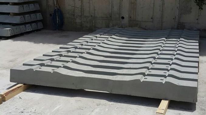 concrete sleeper