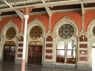 Музей Sirkeci станции