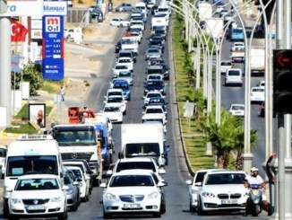 traffic polish on holidays