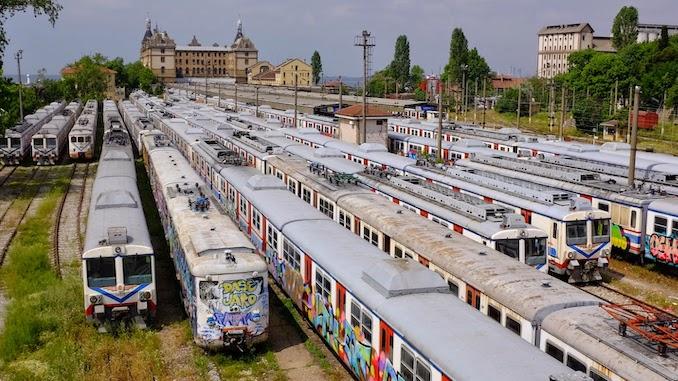 haydarpasa train cemetery