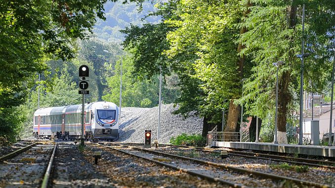 The tender for the sub-contract and hydraulic project of the irmak zonguldak line has been concluded.