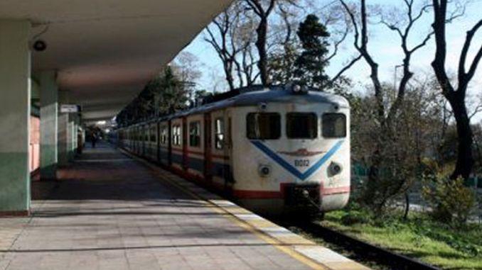 florya train station