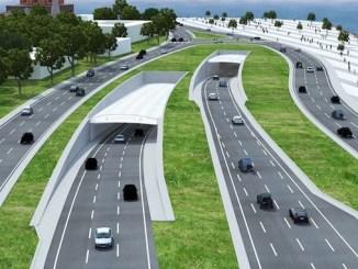 Eurasian Tunel