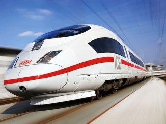 DB Train Deutsche Bahn