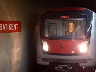 Ankara U-Bahnlinien und Haltestellen
