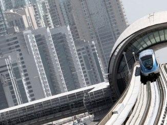 Дубай Метро 2020