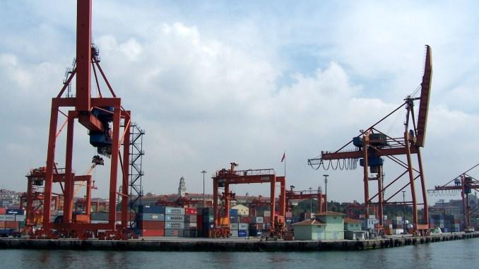 Haydarpasada Kurvaziyer Port
