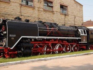 Каракурт первый турецкий локомотив