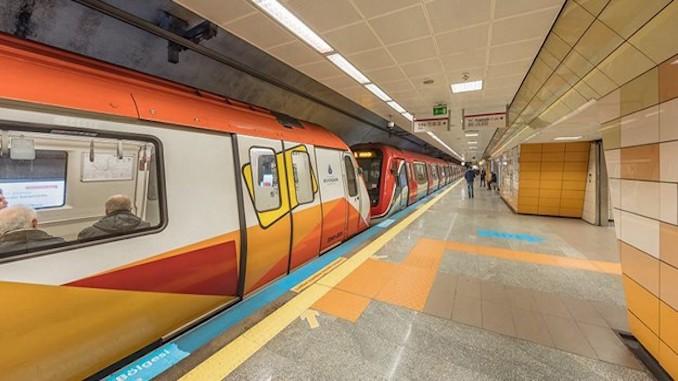 sarigazi turkis blocks metro