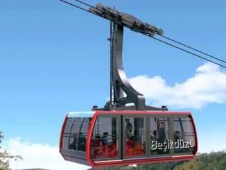 besikduzu cable car