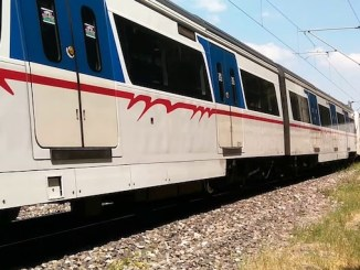 Marmaray Kits Start Work at İZBAN Line