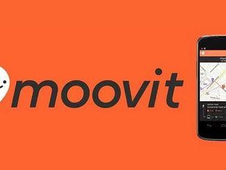 Massentransportanwendung Moovite 1500 City hinzugefügt