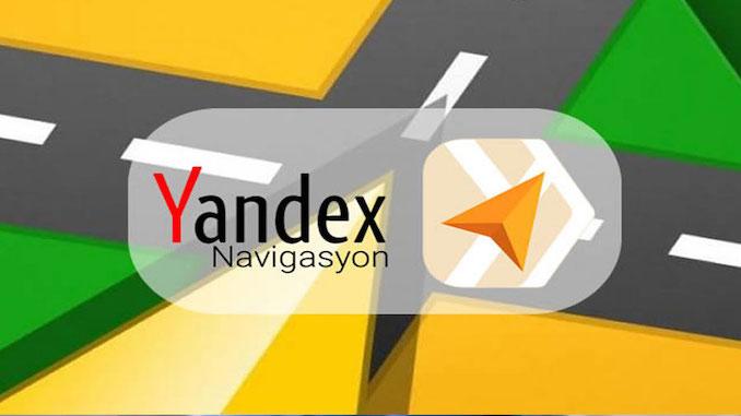 яндекс навигация